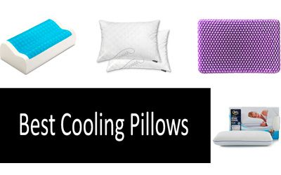 17 Best Cooling Pillows | Science-Based Review of the Cooling Pillow Market | Buyer's Guide 2018