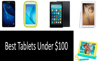 Best Tablets Under 100 | Best Tablets for Kids, Artists, Gamers, Readers | Ultimate Buyer's Guide 2018