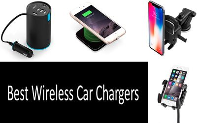 6 Best Wireless Car Chargers from $16 to $32 | Honest Expert Review of the Bestselling Wireless Chargers  | Complete Buyer's Guide 2018