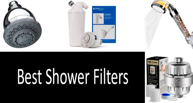 Best Shower Filters: photo