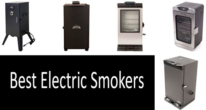 Best Electric Smokers: photo