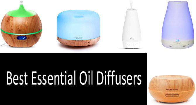 f4bc44129e2 TOP-10 Best Essential Oil Diffusers from  17 to  80 in 2019 ...