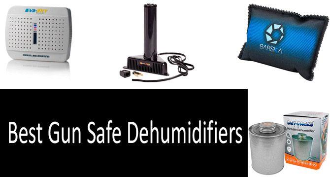 Best Gun Safe Dehumidifiers: photo