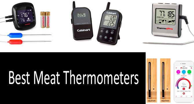 Best Meat Thermometers: photo