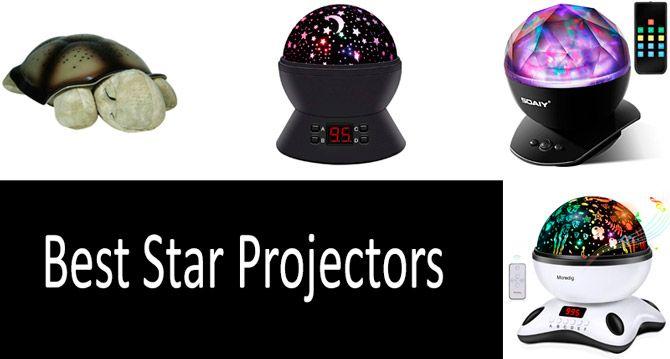 TOP 5 Best Star Projectors | Buyer's Guide 2019