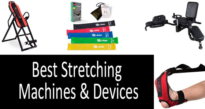 Best Stretching Machines & Devices: photo