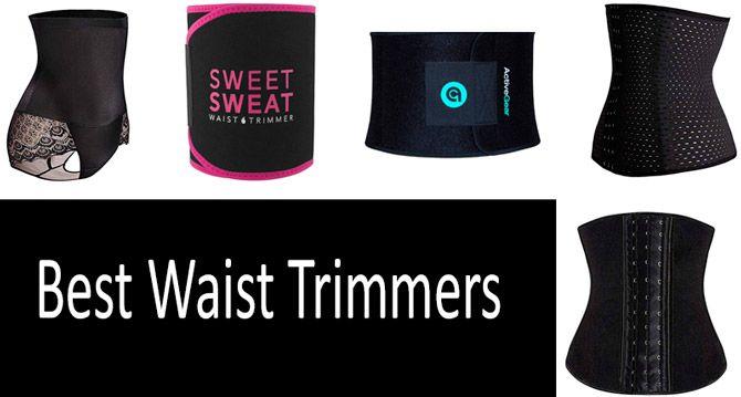 b6d9f12e0a TOP 8 Best Waist Trimmers