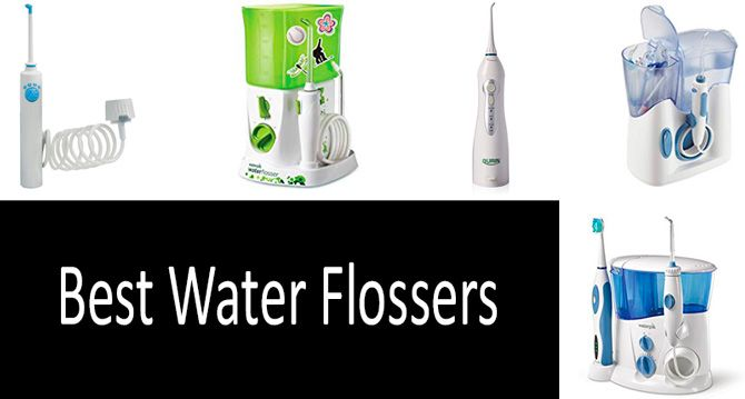 Best Water Flossers: view more