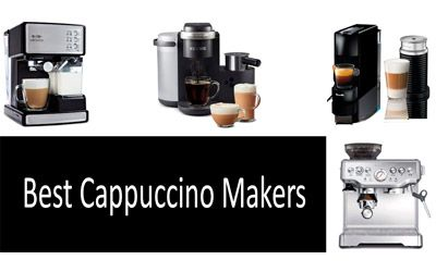 Best Cappuccino Makers min: photo