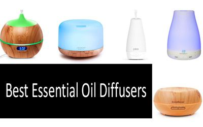 essential oil diffusers min: photo