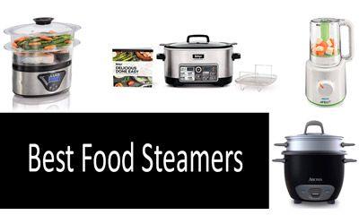Best Food Steamers min: photo