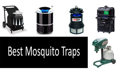 10 Best Mosquito Traps for Home, Garage, Patio And Yard — 2019 Impressive Buyer's Guide