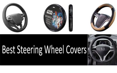 5 Best Steering Wheel Covers | Exceptionally Comfortable and Super Protective Driving Wheel Covers for Your Car | Buyer's Guide 2019