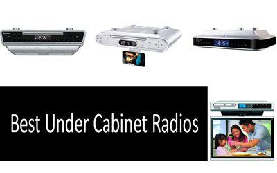 Best Under Cabinet Radios min: photo