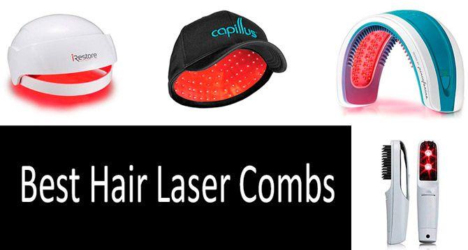 Best Hair Laser Combs: photo