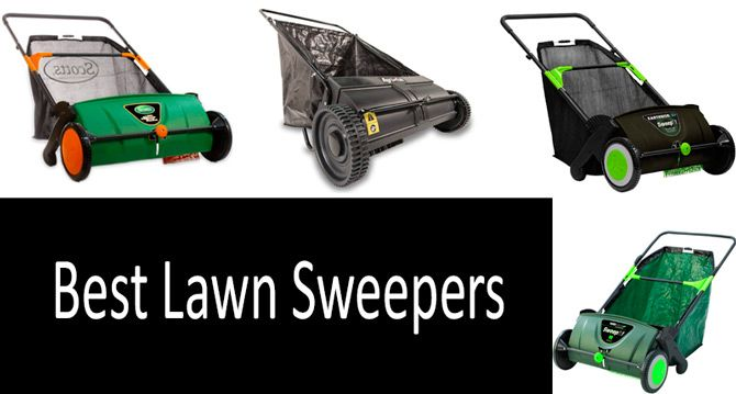 Best Lawn Sweepers: photo