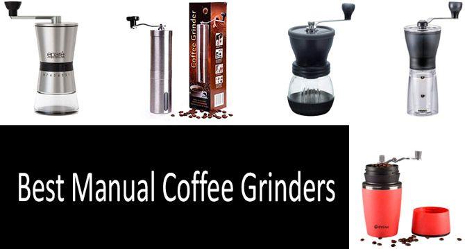 Best Manual Coffee Grinders: photo