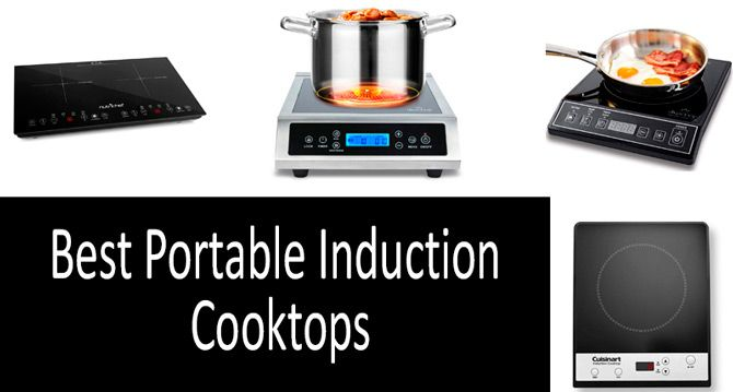 Best Portable Induction Cooktops 2019 TOP 5 best portable induction cooktops in 2019 from $50 to $150