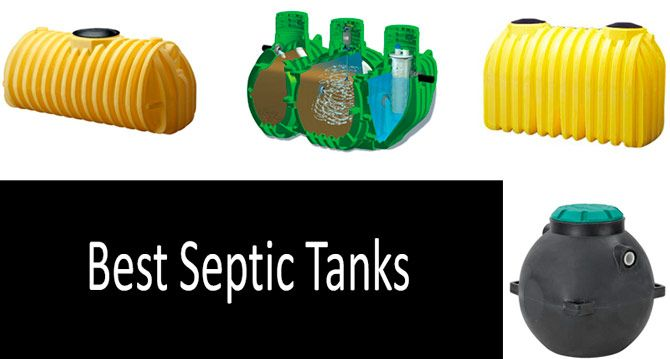 Best Septic Tanks: photo
