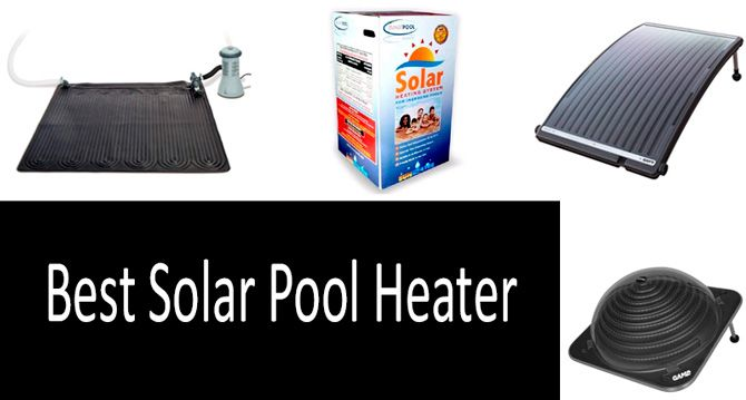 Top 10 Best Solar Pool Heaters Buyer S Guide 2021