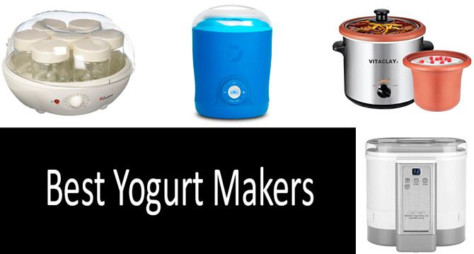 Best Yogurt Makers: photo
