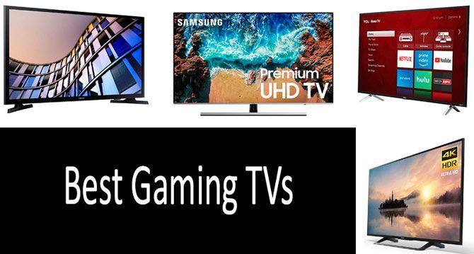 TOP 8 Best Gaming TVs | Buyer's Guide 2019