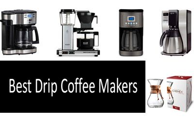 Best Drip Coffee Makers min: photo