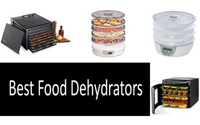 Best Food Dehydrators min: photo