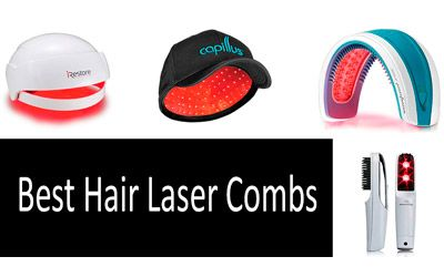 Best Hair Laser Combs min: photo