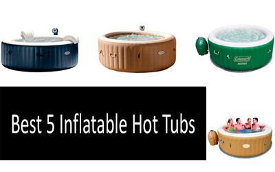 Best Inflatable Hot Tubs min: photo