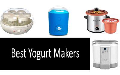 Best Yogurt Makers min: photo
