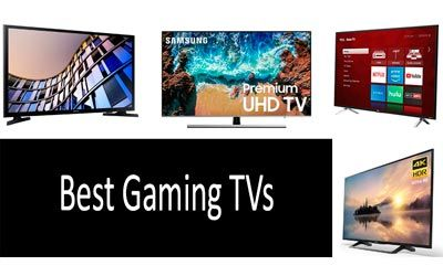 Best Gaming TVs min: photo
