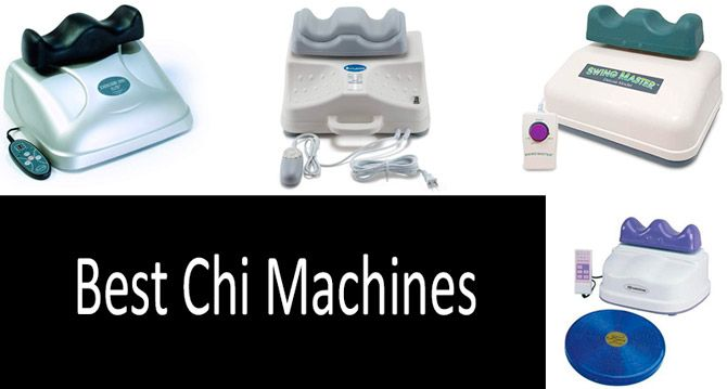 Best Chi Machines: photo