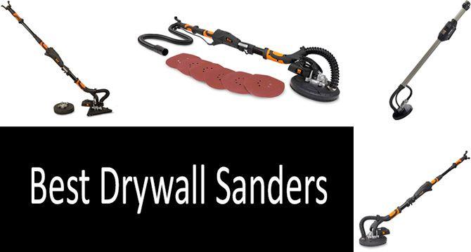 Best Drywall Sanders: photo