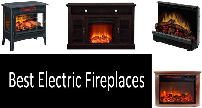 Best Electric Fireplaces: photo