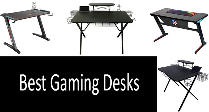 TOP-6 best gaming desks in 2020 from $400-$600 | Buyer†s Guide
