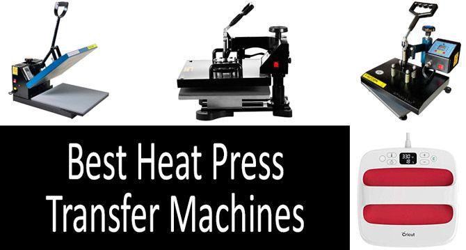 Best Heat Press Transfer Machines: photo