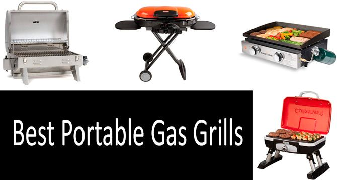 Best Portable Gas Grills: photo