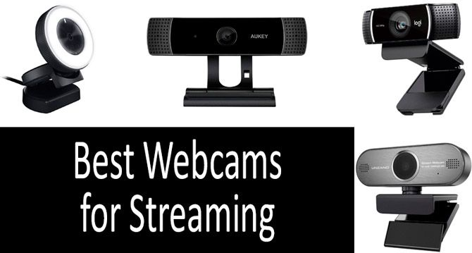 0304032f867 Best Webcams for Streaming | 2019 Impressive Buyer's Guide to Modern Models  Capturing High-Definition Imager