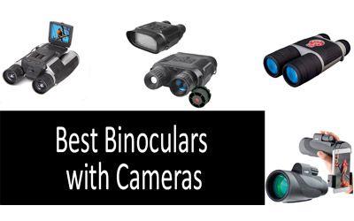Best Binoculars with Cameras min: photo