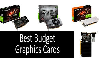 Best Budget Graphics Cards min: photo