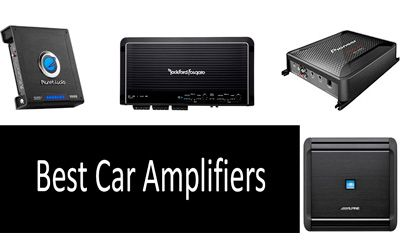Best Car Amplifiers min: photo