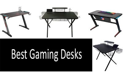 Best Gaming Desks min: photo