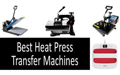Best Heat Press Transfer Machines min: photo