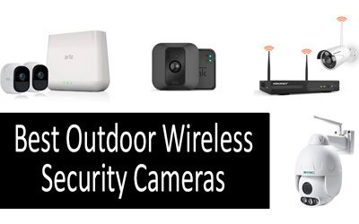 Best Outdoor Wireless Security Cameras min: photo