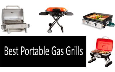 Best Portable Gas Grills min: photo