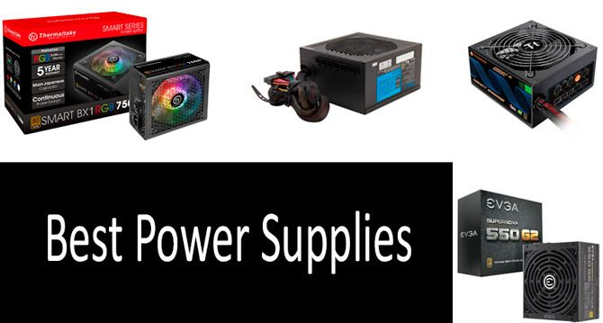 Best Power Supplies: photo