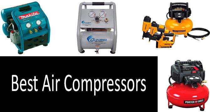Best Air Compressors: photo