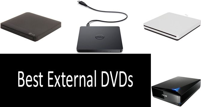 Best External DVDs: photo