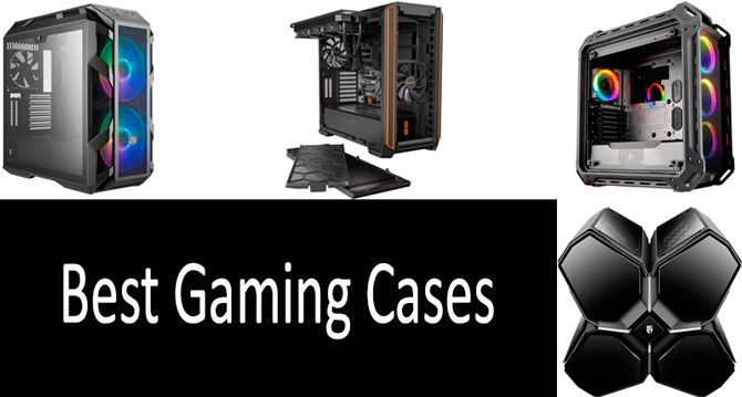 Best Gaming Cases: photo